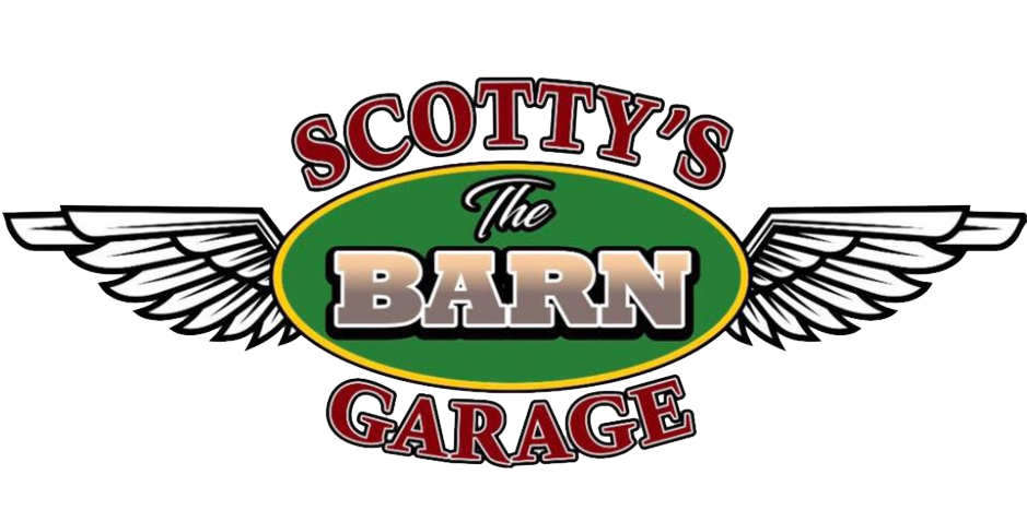 The Barn & Scotty's Garage